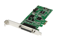PCI-e multi I/O card 2x serial 1x parallel