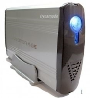 Dynamode NAS Storage DeviceUSB + LAN Enclosure 3.5""