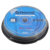 4X 25GB FF Blue Ray Disc FF10off Cake Box