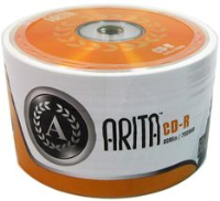 Arita CD-R 50 Off 52x80min