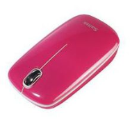 Saitek Pink Flexi MouseUSB Optical