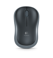 Logitech M185 Wireless MouseGrey 910-002235