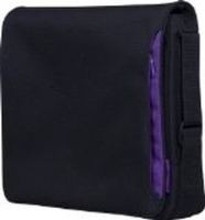 Belkin's Messenger Bag brings you the comfort of a lightweight case with the features and capacity of a much larger model. This case provides a plush Netbook compartment for secure mobility.