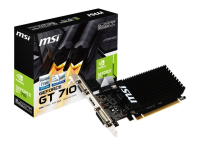 MSI GT 710 1GB PCI-E Graphics Card