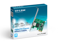 TP-Link PCI-E 10/100/1000Network Card TG-3468